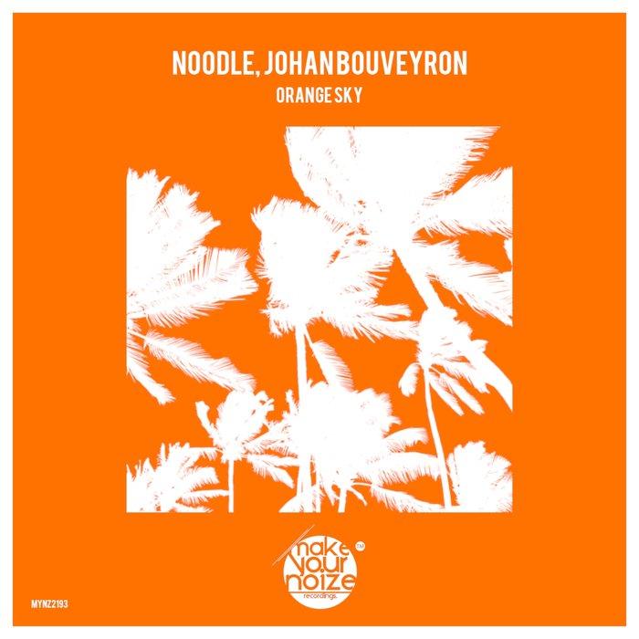 NOODLE/JOHAN BOUVEYRON - Orange Sky