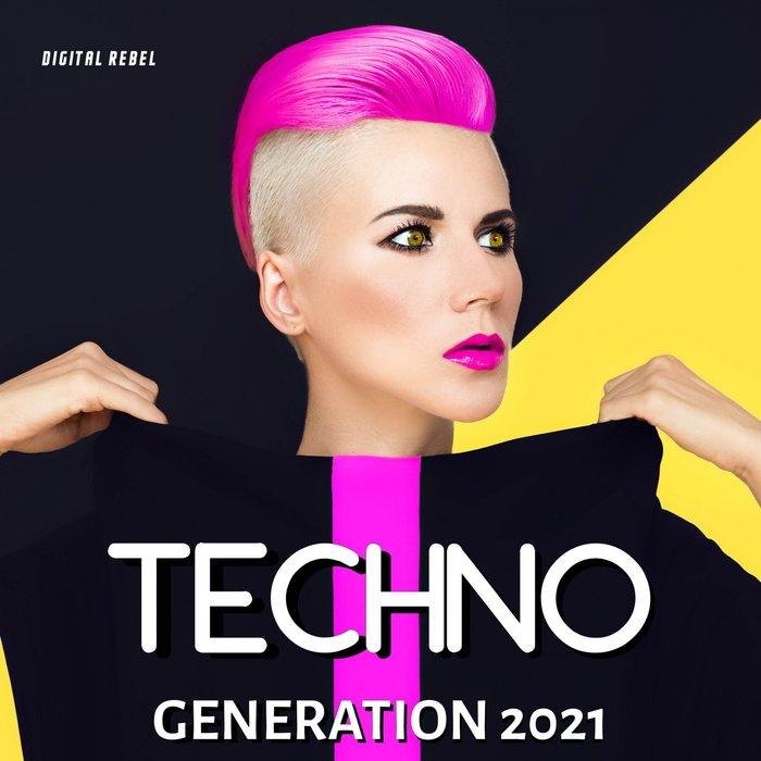 VARIOUS - Techno Generation 2021