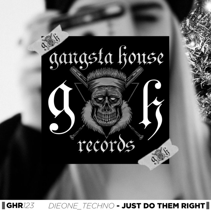 DIEONE_TECHNO - Just Do Them Right