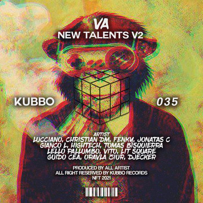 VARIOUS - New Talents 2