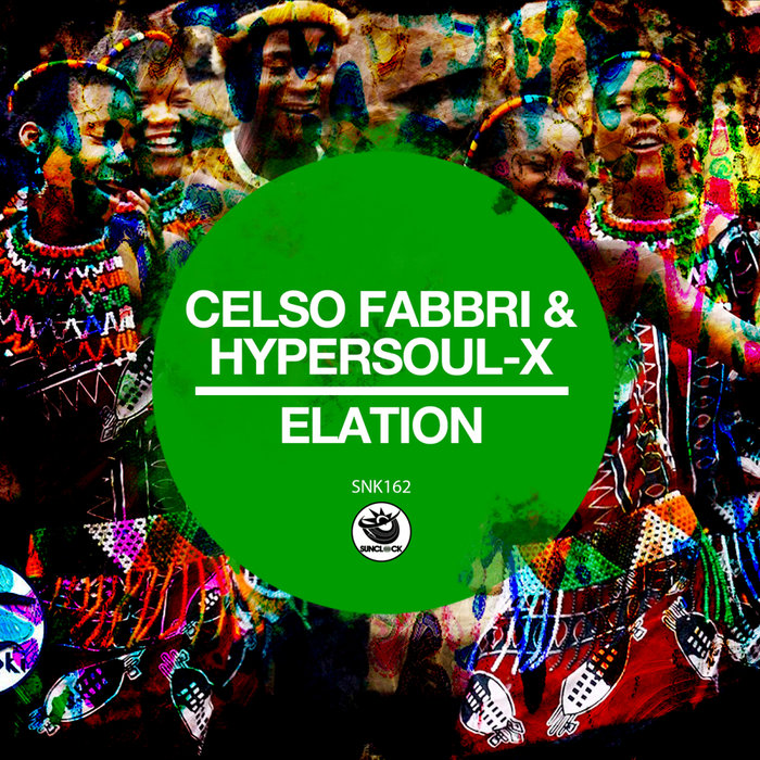 CELSO FABBRI/HYPERSOUL-X - Elation