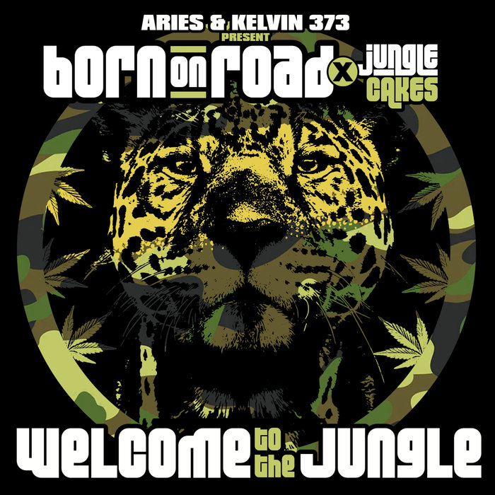 VARIOUS - Aries & Kelvin 373 Present: Born On Road X Jungle Cakes - Welcome To The Jungle (unmixed Tracks)