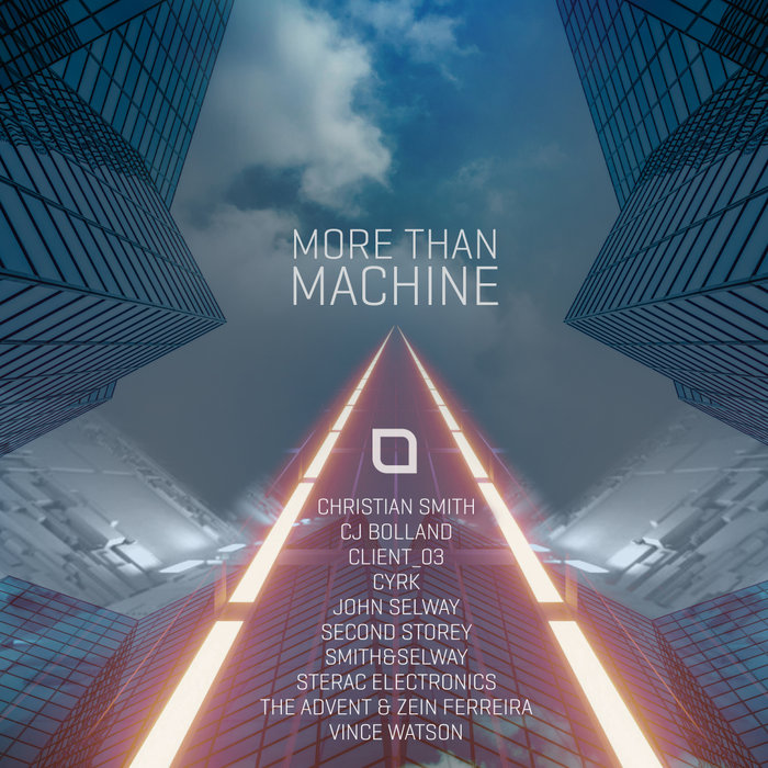 VARIOUS - More Than Machine