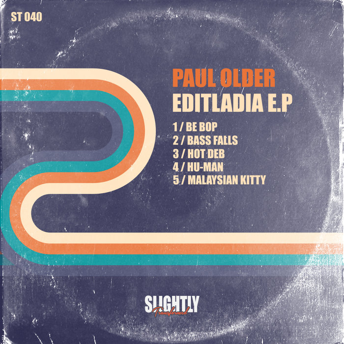 PAUL OLDER - Editladia EP