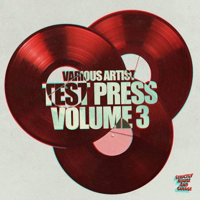 VARIOUS - Test Press Vol 3