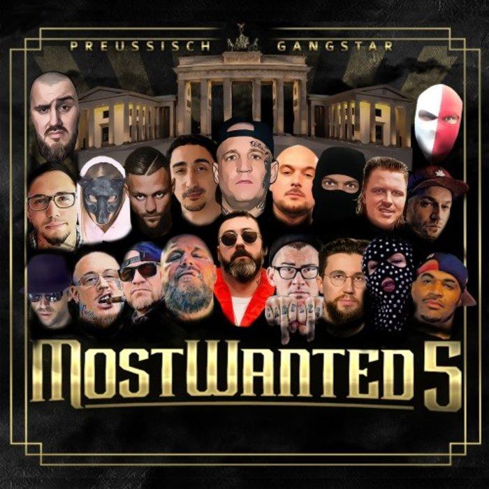 PREUSSISCH GANGSTAR - Most Wanted 5