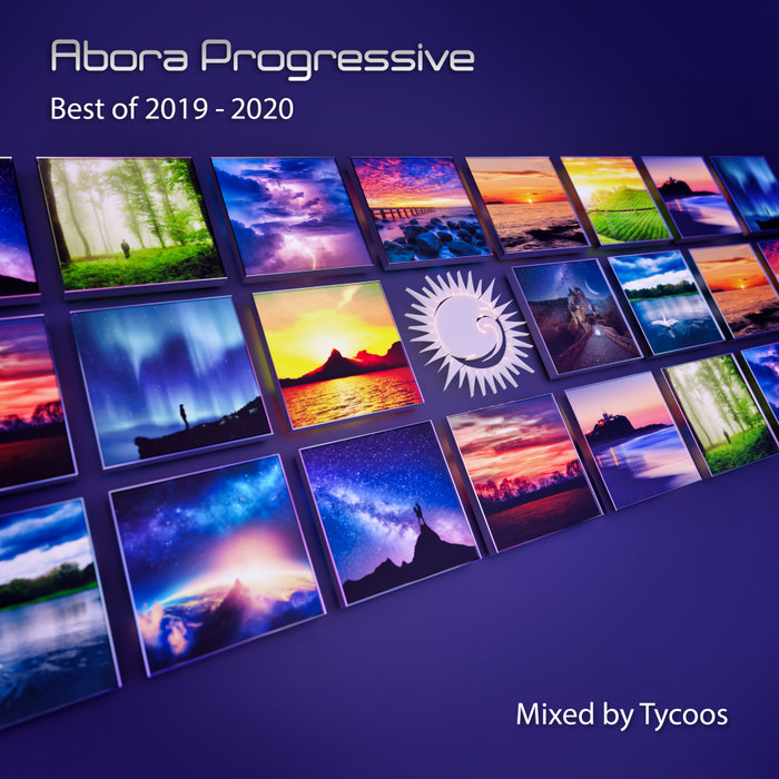 TYCOOS/VARIOUS - Abora Progressive: Best Of 2019-2020 (Mixed By Tycoos)
