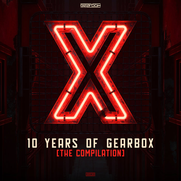 VARIOUS - 10 Years Of Gearbox