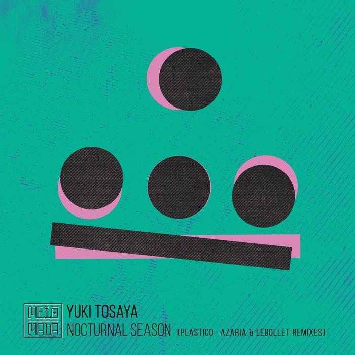YUKI TOSAYA - Nocturnal Season
