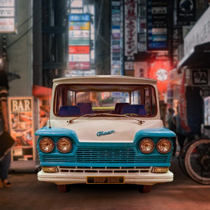 DROP SAGE - Stolen Car