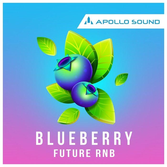 APOLLO SOUND - Blueberry Future RnB (Sample Pack WAV/APPLE)