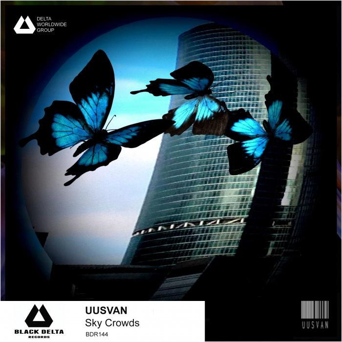 DEEP HOUSE - UUSVAN - Sky Crowds [BDR144] CS4930231-02A-BIG