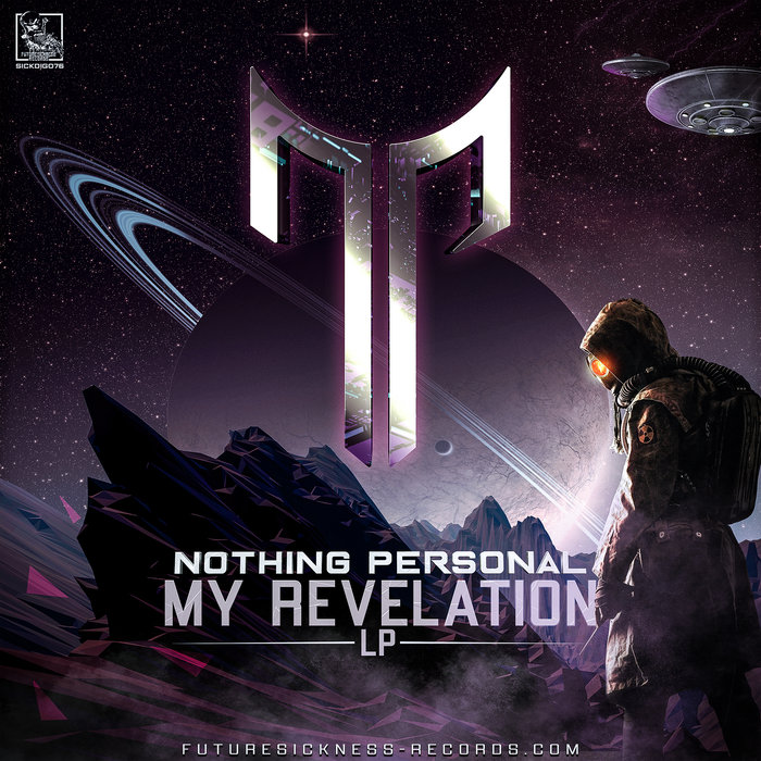 NOTHING PERSONAL - My Revelation LP