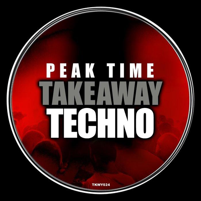 VARIOUS - Peak Time Techno