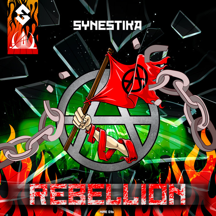 SYNESTIKA FEAT MINDHEAD - Rebellion