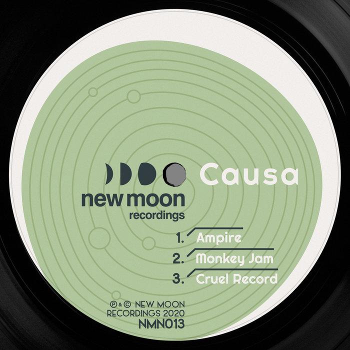 CAUSA - Monkey Jam EP