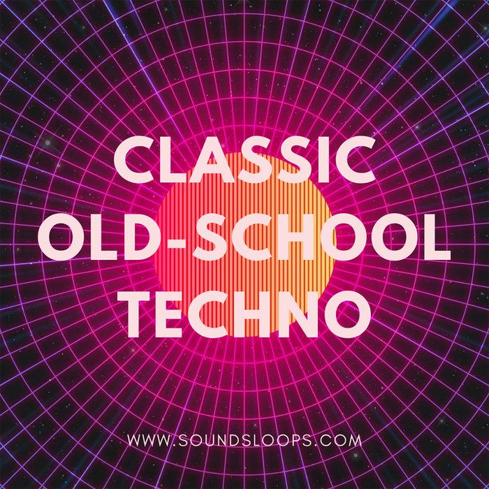 TECHNO SAMPLES - Classic Old-School Techno Loops (Sample Pack WAV)