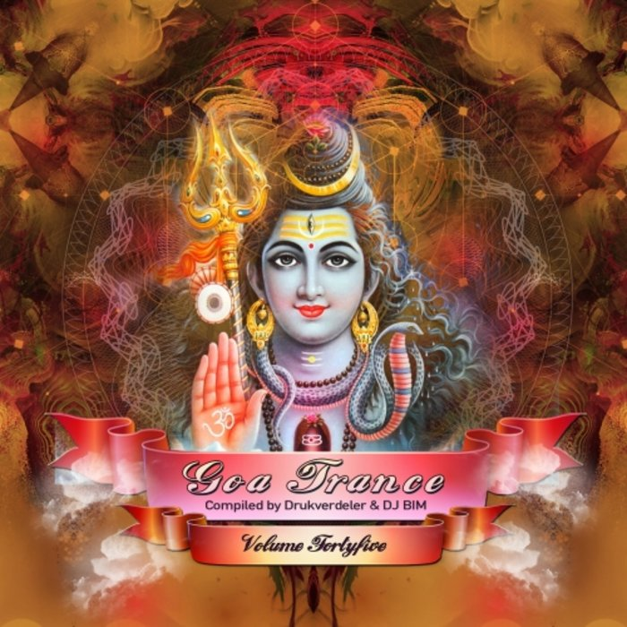 DRUKVERDELER/DJ BIM/VARIOUS - Goa Trance Vol 45