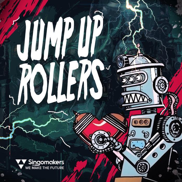 SINGOMAKERS - Jump Up Rollers (Sample Pack WAV/APPLE/LIVE/REASON)