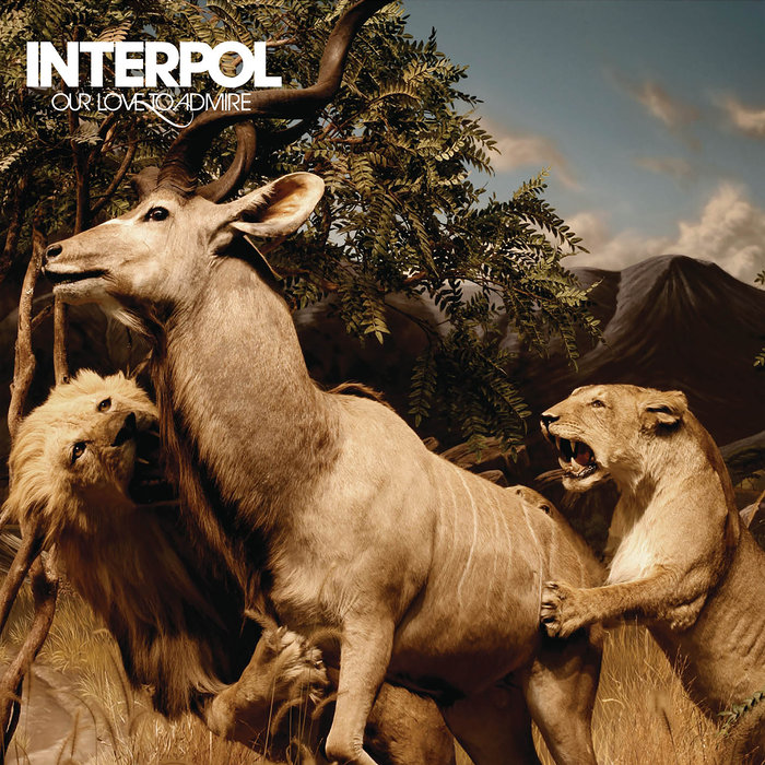 INTERPOL - Mind Over Time