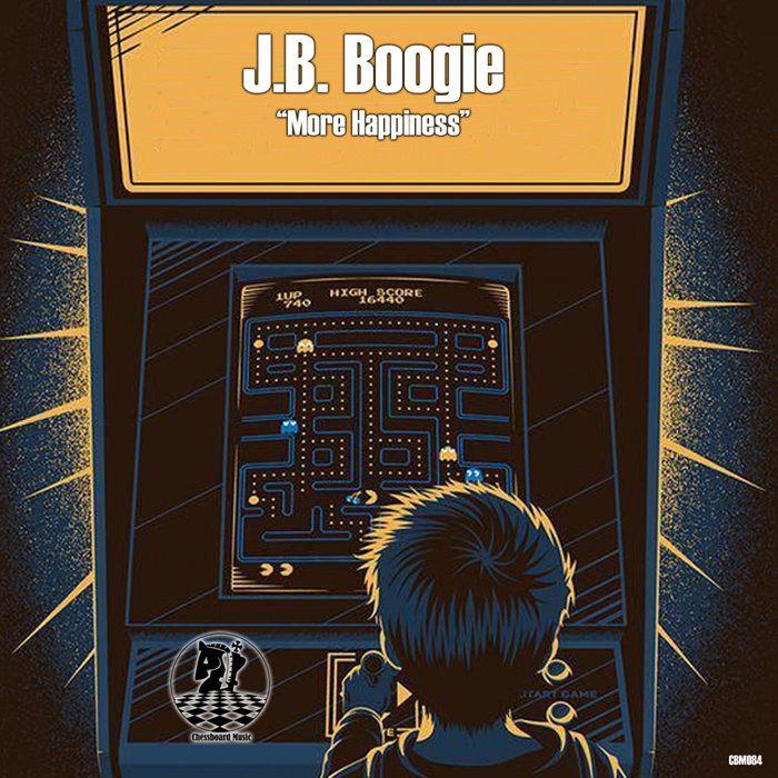 JB BOOGIE - More Happiness (Original Mix)