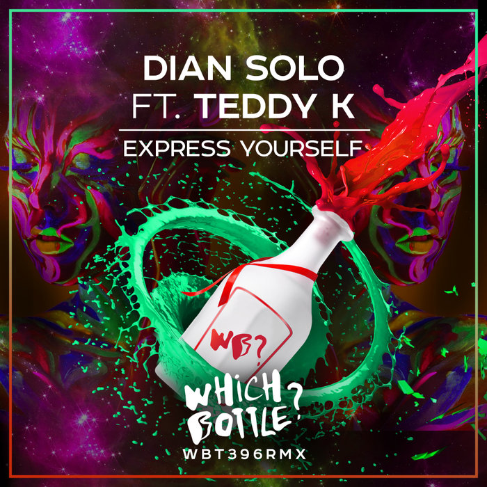 DIAN SOLO feat TEDDY K - Express Yourself