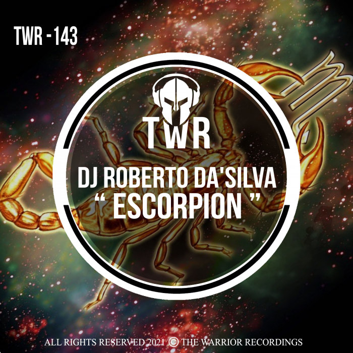 DJ ROBERTO DA'SILVA - Escorpion