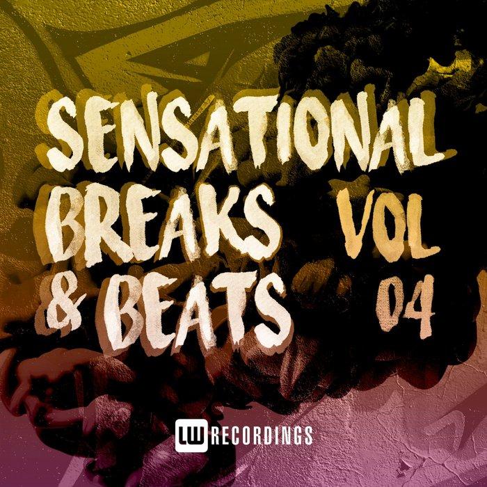 VARIOUS - Sensational Breaks & Beats Vol 04