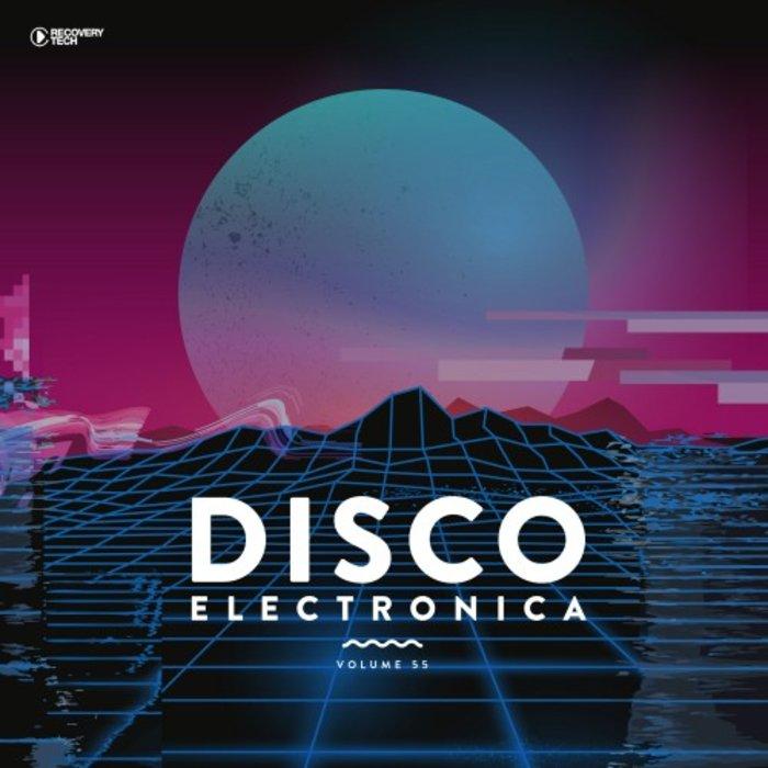 VARIOUS - Disco Electronica Vol 55