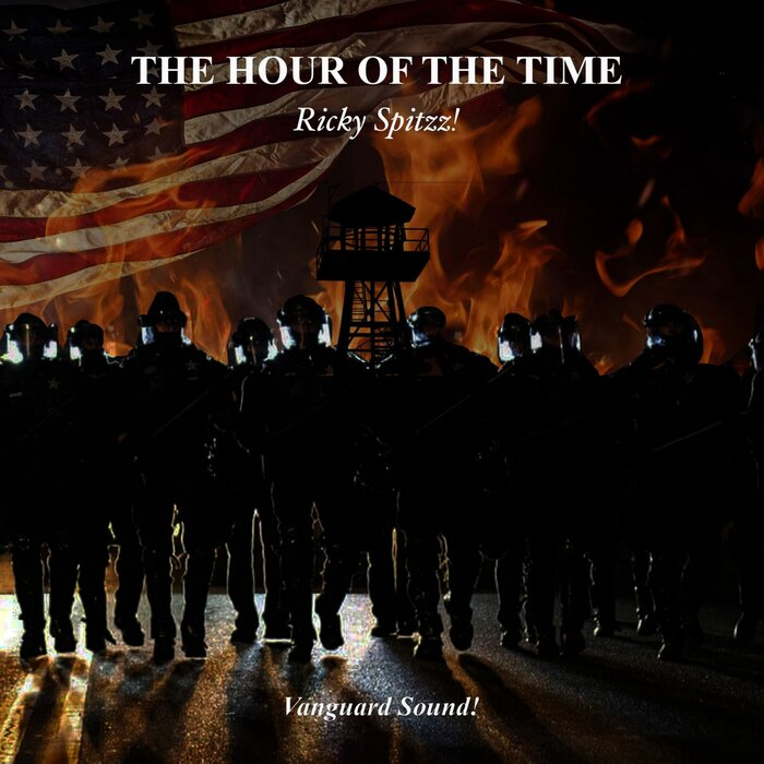 RICKY SPITZZ! - The Hour Of The Time