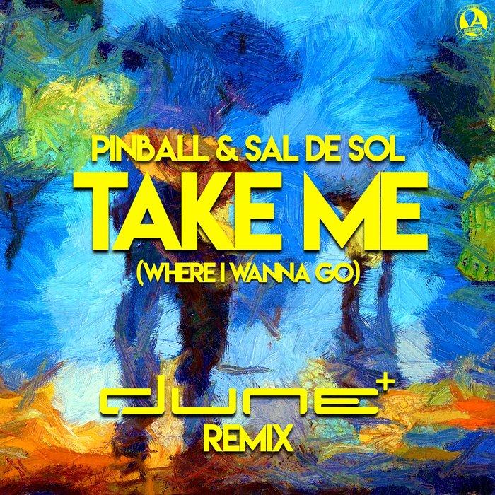 PINBALL/SAL DE SOL - Take Me (Where I Wanna Go)