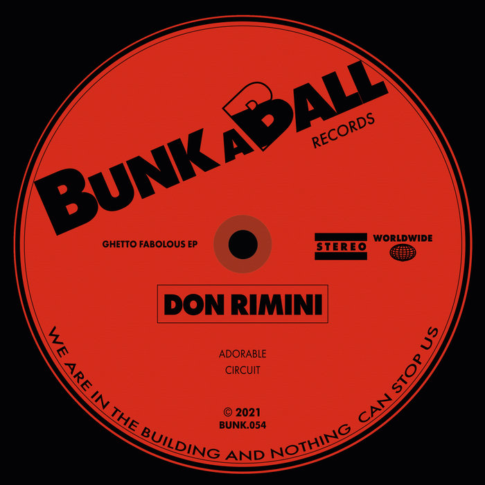 DON RIMINI - Ghetto Fabolous EP