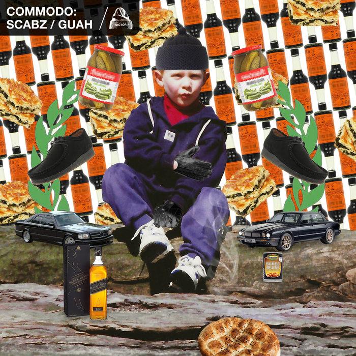 COMMODO - Scabz/Guah