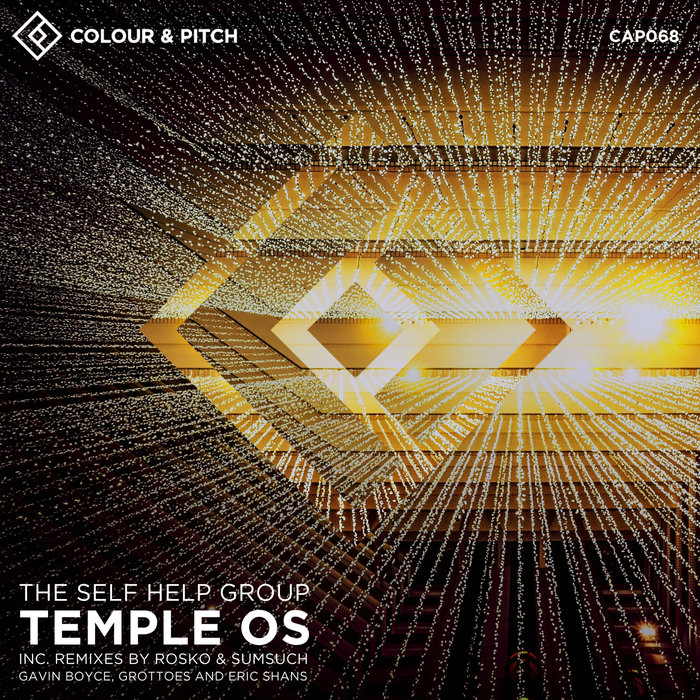 THE SELF HELP GROUP - Temple OS (Remixes)