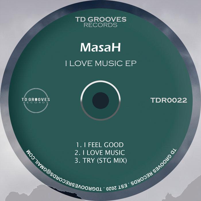 MASAH - I Love Music