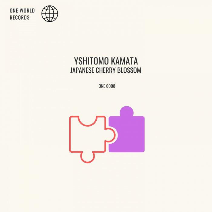 YSHITOMO KAMATA - Japanese Cherry Blossom