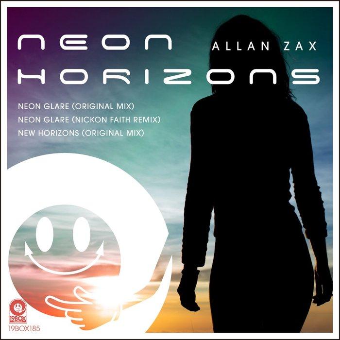 ALLAN ZAX - Neon Horizons