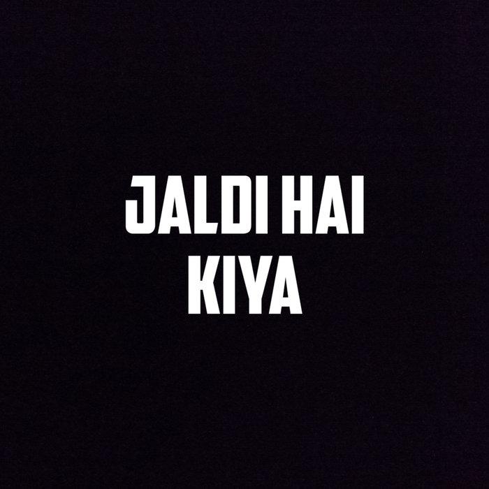 AMAN SHARMA - Jaldi Hai Kiya