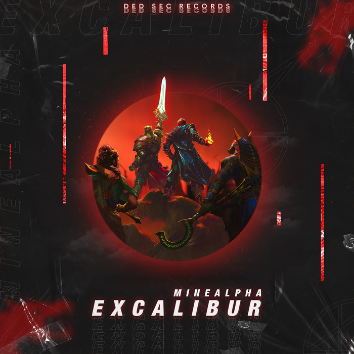 MINEALPHA - Excalibur