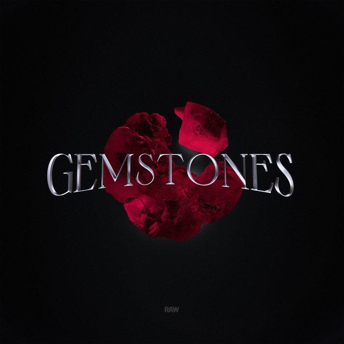 PERC/SOMNIAC ONE/MAKORNIK/GHOST IN THE MACHINE - Gemstones Ruby