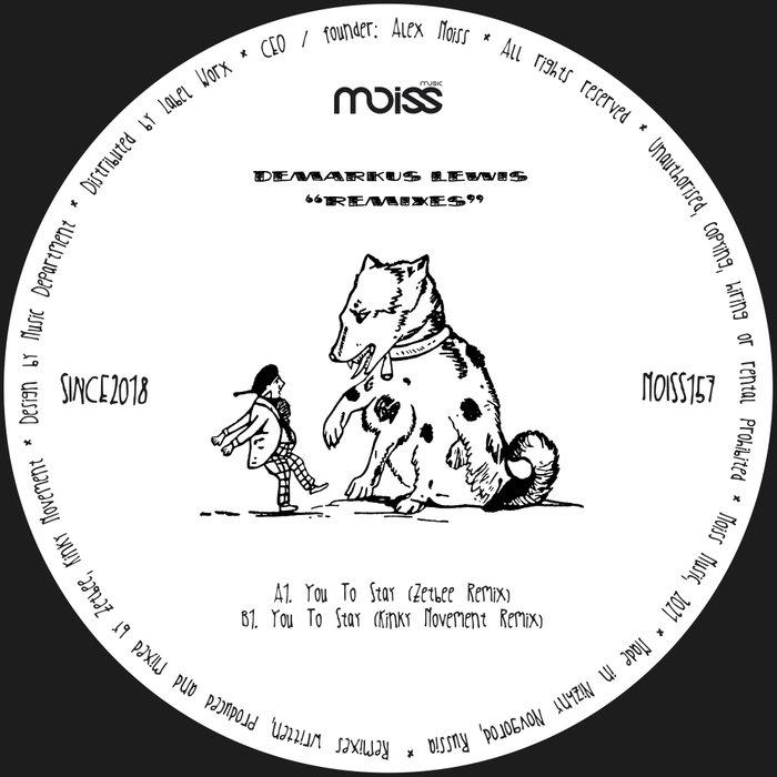 DEMARKUS LEWIS - Remixes