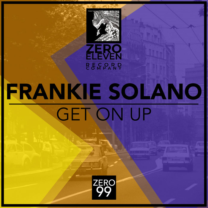 FRANKIE SOLANO - Get On Up