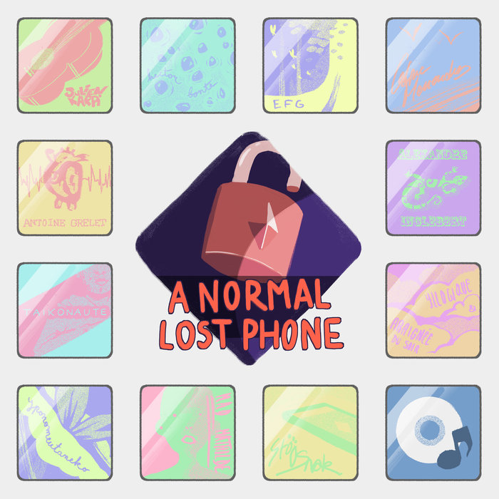 VARIOUS - A Normal Lost Phone (Original Game Soundtrack)