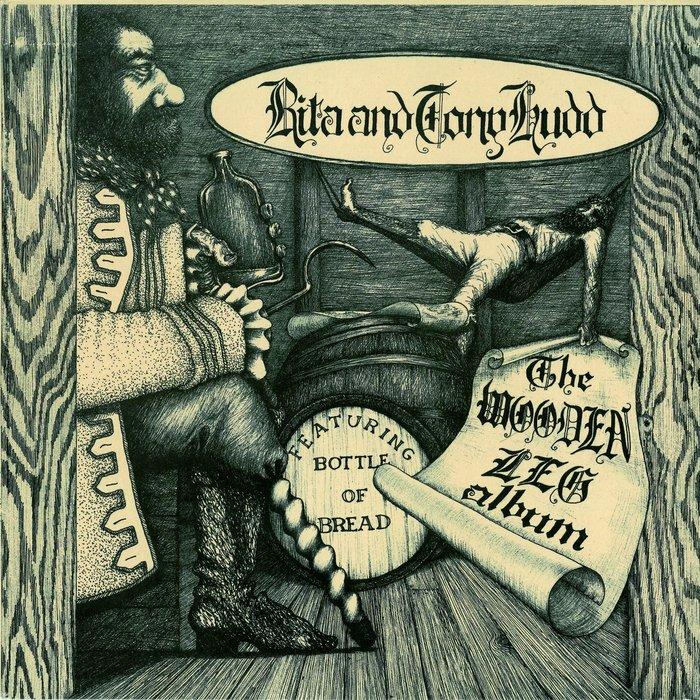 RITA & TONY HUDD - The Wooden Leg Album
