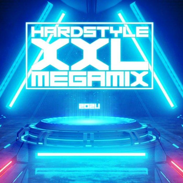 VARIOUS - Hardstyle XXL Megamix 2021