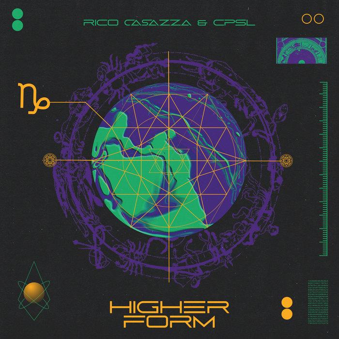 RICO CASAZZA/CPSL FEAT WEITH/BOLAM/DETACH - Higher Form