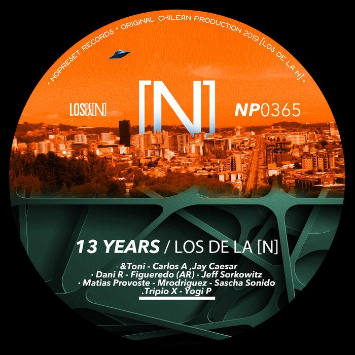 VARIOUS - 13 Years/Los De La [N]