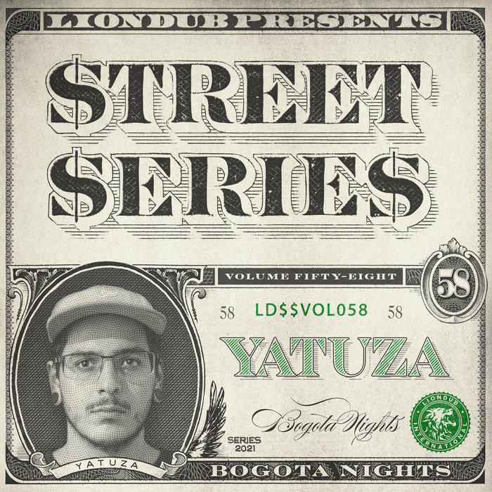 YATUZA - Liondub Street Series Vol 58: Bogota Nights