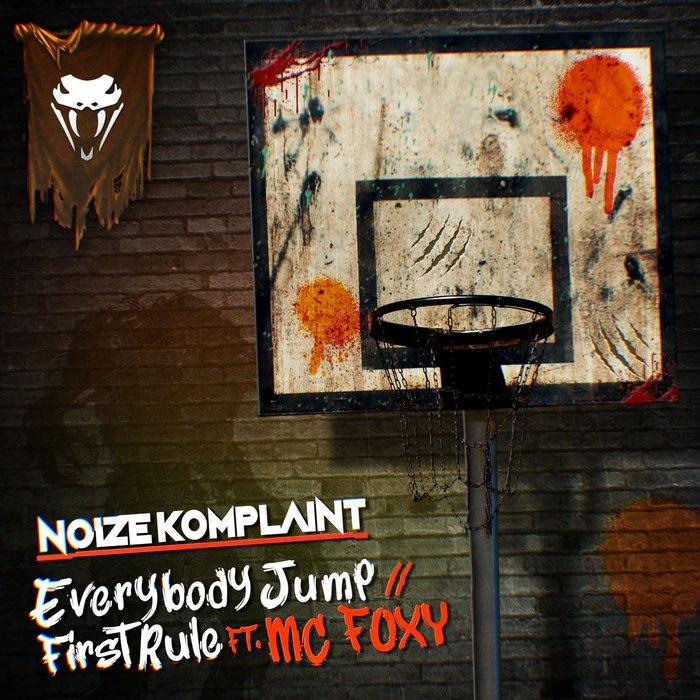 NOIZE KOMPLAINT FEAT MC FOXY - Everybody Jump