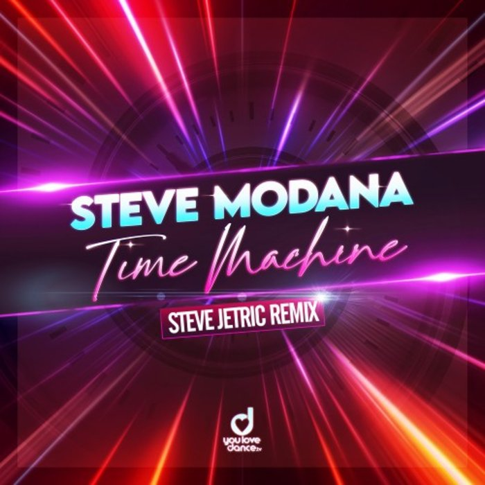 STEVE MODANA - Time Machine (Steve Jetric Remix)
